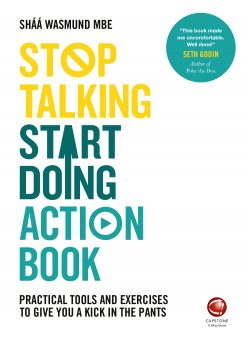 Stop Talking, Start Doing - Action Book
