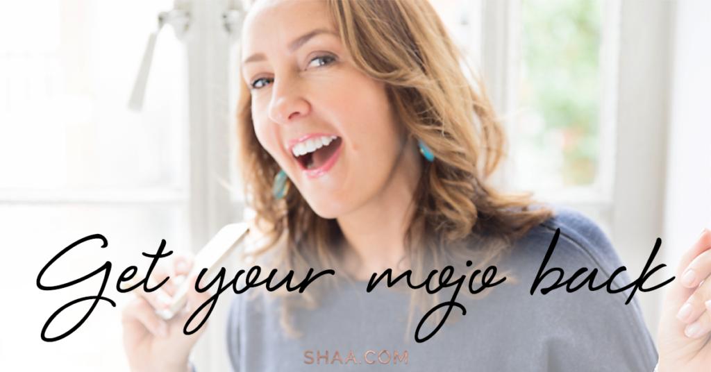 Shaa.com - Get your mojo back