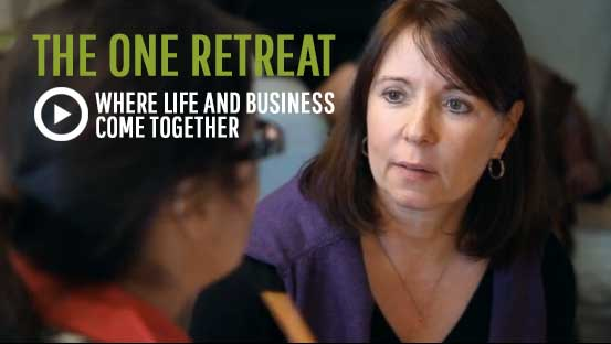 The One retreat